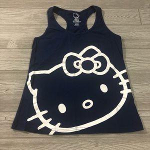Hello Kitty • Logo Racerback Tank